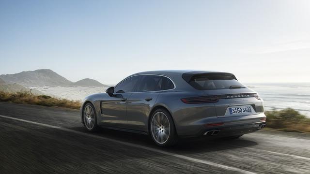Porsche Panamera Sport Turismo - Der Lademeister in der Oberklasse