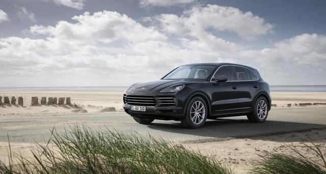Porsche Cayenne - Adrenalin und Assistenten