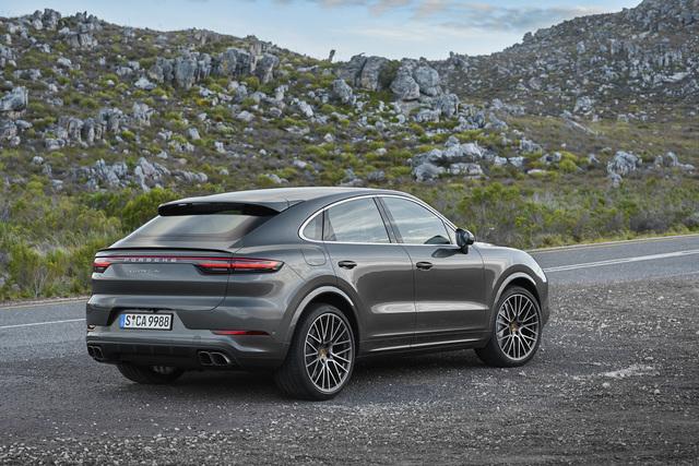 Fahrbericht: Porsche Cayenne Coupé - Schräger Dynamiker