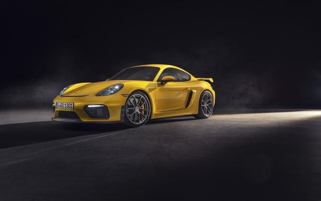 Porsche 718 GT4 und Spyder - Die Rückkehr des Saugers