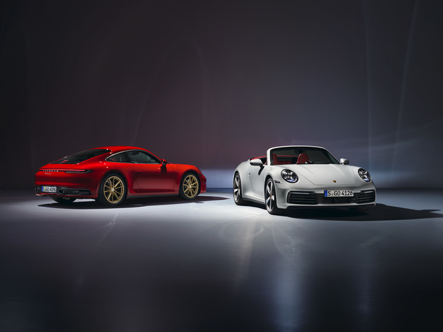 Porsche Carrera - Die schnelle Basis
