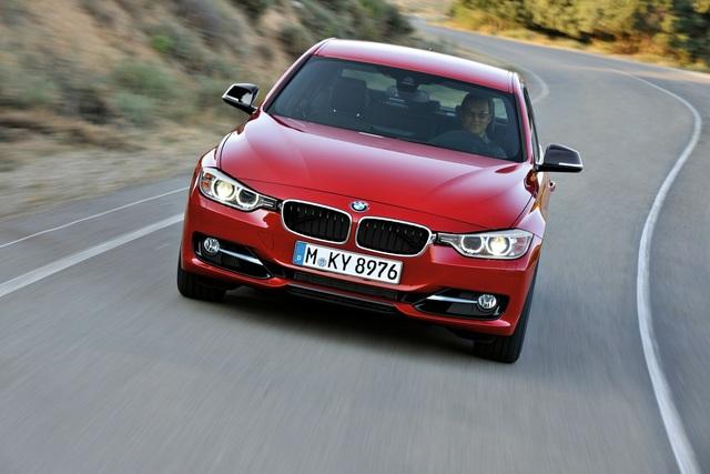 BMW 3er - Neue Größe in der Mittelklasse