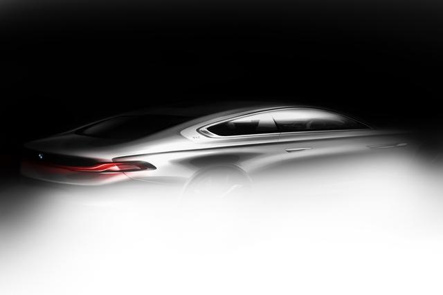 BMW Gran Lusso Coupe - Großer Luxus auf italienische Art