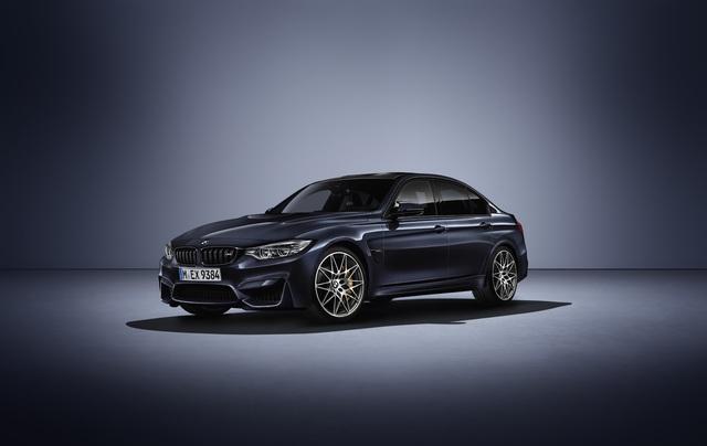 """BMW M3 """"30 Jahre M3"""" - Der Partykracher"""