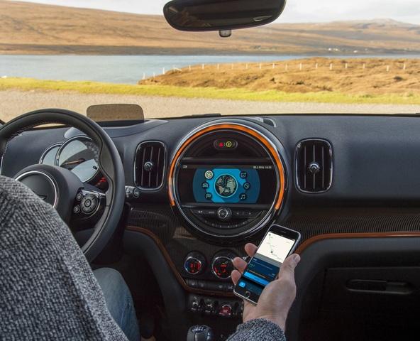 Mini Connected - Das Handy wird zum Reise-Assistenten