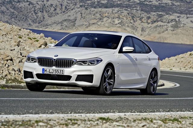 BMW 6er Gran Turismo  - Für große Touren