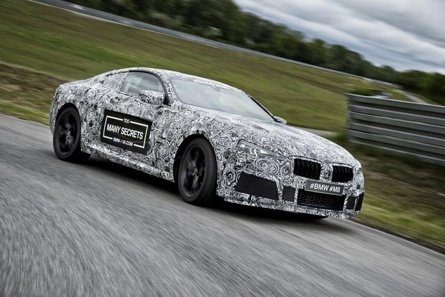 BMW M8 - Feuertaufe am Nürburgring