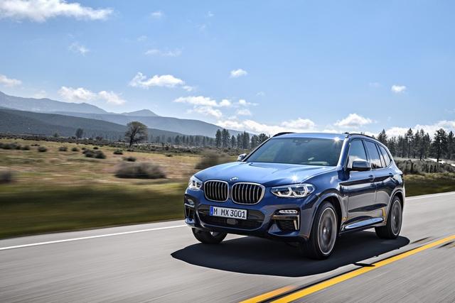 BMW X3 M40i - Erstmals als M-Performance-Variante