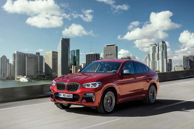 BMW X4 - Der schnelle Nachfolger