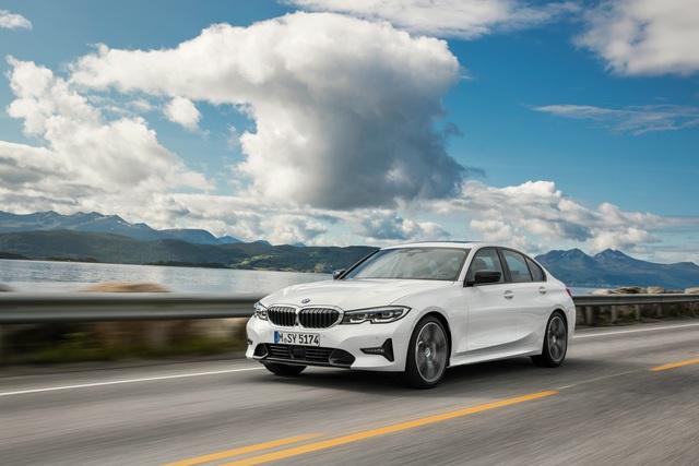 BMW 3er  - Generation sieben ist da