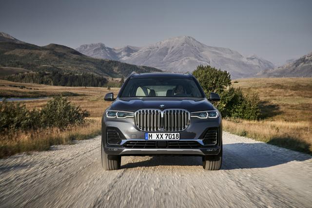 Fahrbericht: BMW X7 - Größer geht's kaum