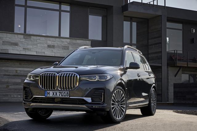 BMW X7 - Mit technischen Finessen und viel Platz