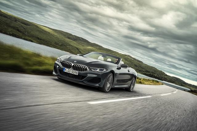BMW 8er Cabrio  - Offen fürs Frühjahr