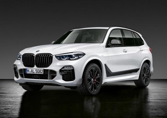 """M-Performance-Teile für den BMW X5  - Für das """"S"""" in """"SUV"""""""