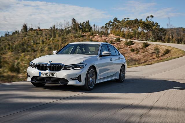 Test: BMW 320d xDrive - Der will doch nur gefahren werden