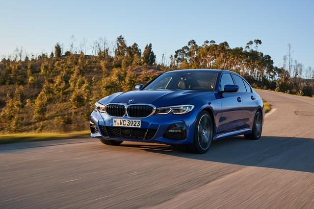 Test: BMW 330i - Meister der Mittelklasse