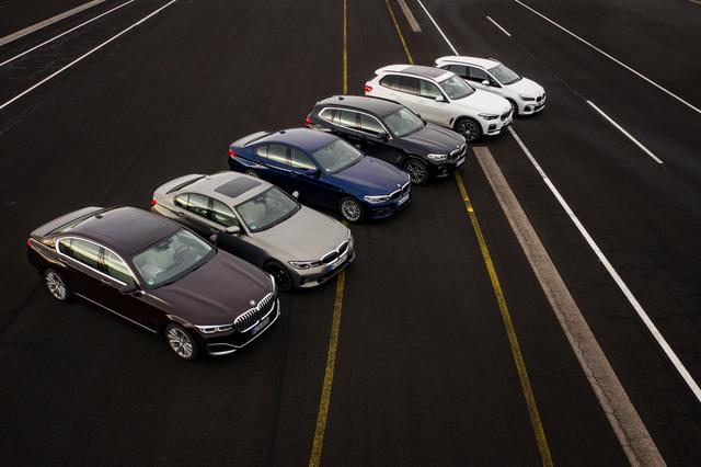 BMW Plug-in-Hybride - Neues mit Steckdosen-Anschluss