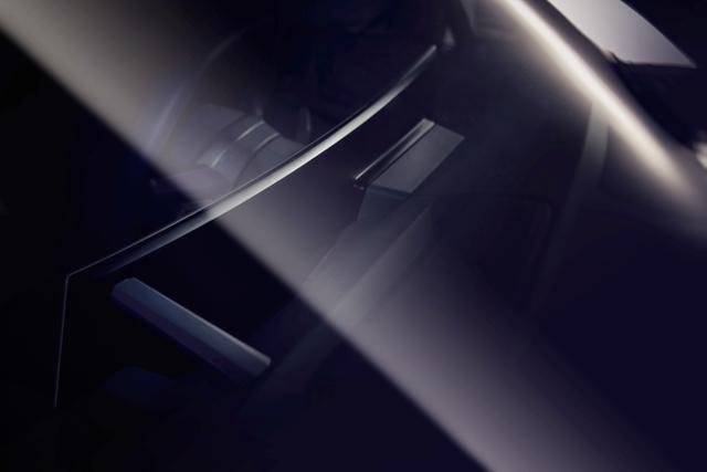 BMW iNext - Fahrerorientierung per Kurve