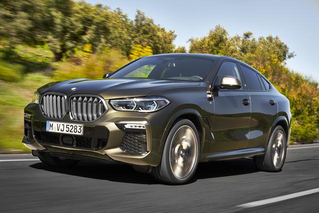 Neuauflage BMW X6 - Schick statt praktisch
