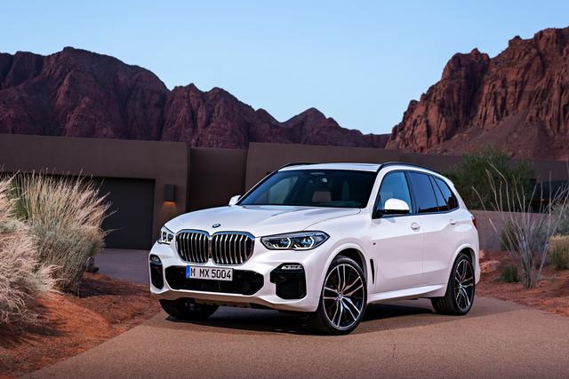 BMW X5 40d und X6 40d  - Doppelt statt vierfach