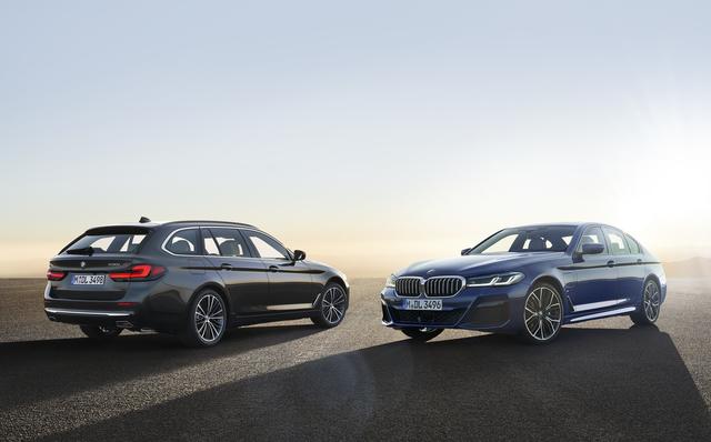 BMW 5er-Reihe  - Mit mehr Elektro-Power