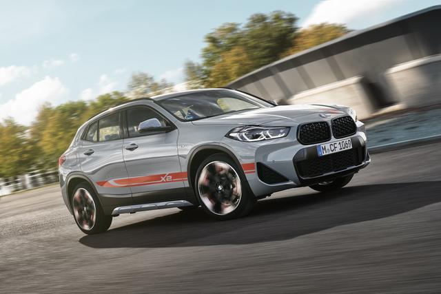 BMW X2 M Mesh Edition  - Hinter Gittern