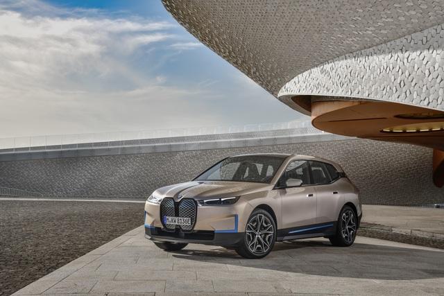 BMW iX  - Die Vision wird Wirklichkeit