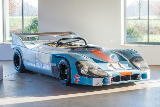 Porsche 917 - Rennlegende unterm Hammer