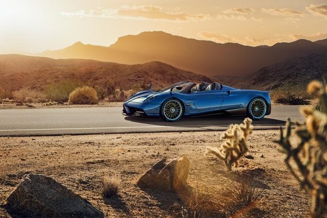 Pagani Huayra Roadster - Ciao, Flügeltüren