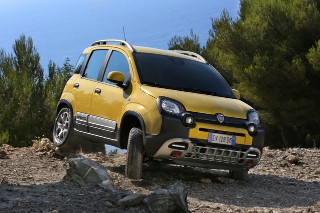 Gebrauchtwagen-Check: Fiat Panda - Stadt, Land, Fluss
