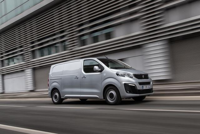 Citroen Jumpy/Peugeot Expert - Variantenreiche Neuauflage (Kurzfassung)