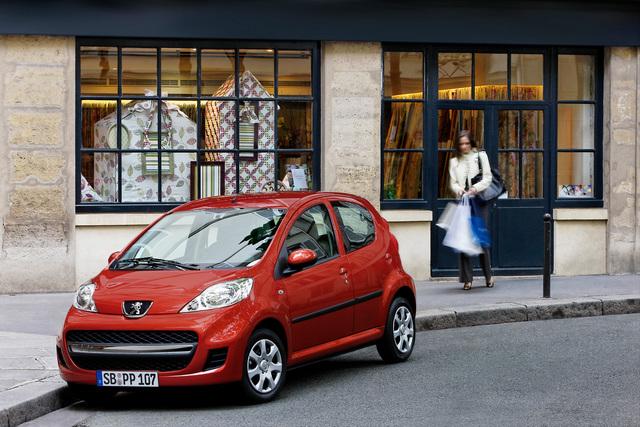 Peugeot - Bei Unzufriedenheit zurück