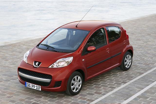 Peugeot - ESP jetzt in jedem Modell Serie