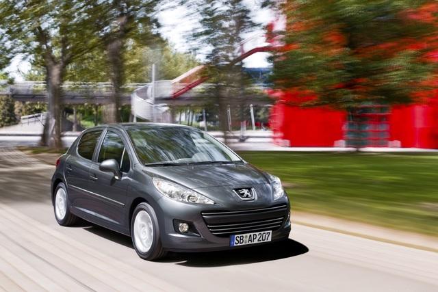 Peugeot-Fehlbetankungsschutz - Das Auto passt auf