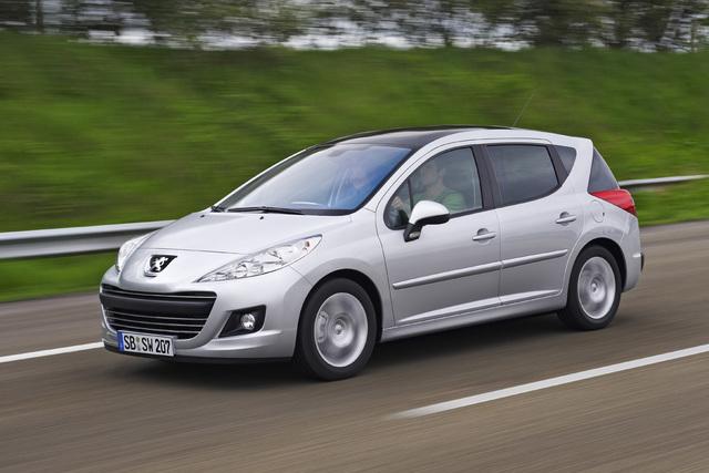 Peugeot 207 Sw Zum Abschied Ein Sondermodell Autoplenumat