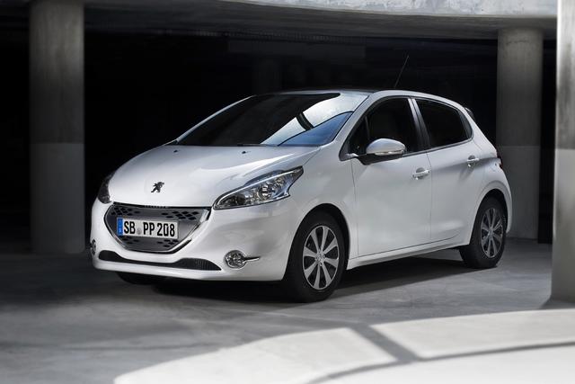 Peugeot 208 Sondermodell - Automatisches Einparken inklusive