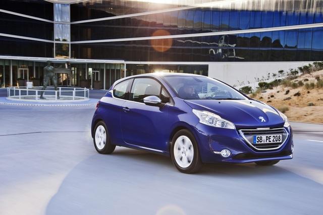 Peugeot-208-Sondermodell - Mehr Ausstattung für weniger Geld