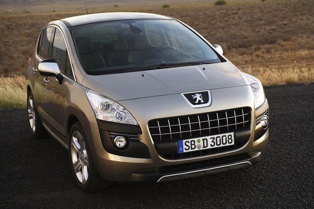 Peugeot 3008 - Sauberere Motoren und mehr Ausstattung