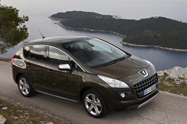 Peugeot 3008 und 5008 - Spardiesel