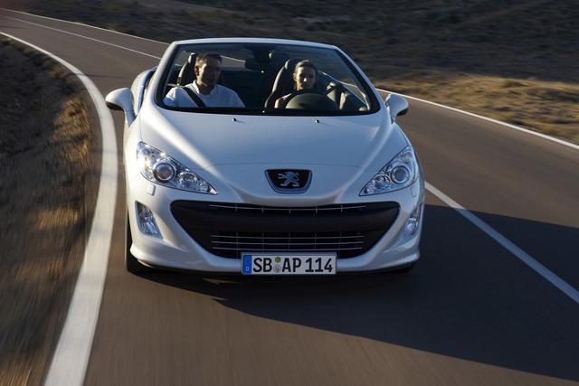 Peugeot  308 CC - Neuer Turbo