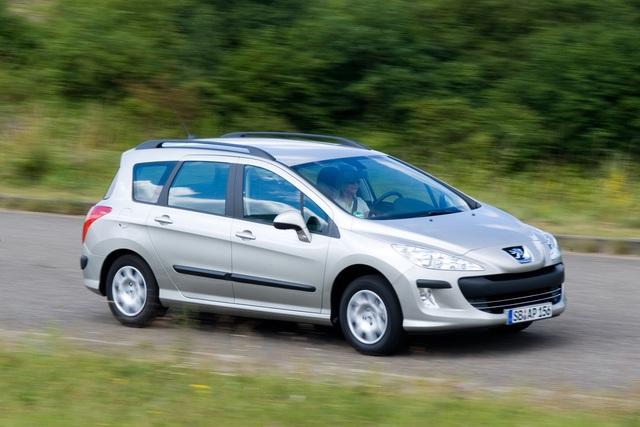 Peugeot Sondermodelle - Erweitertes Flottenangebot