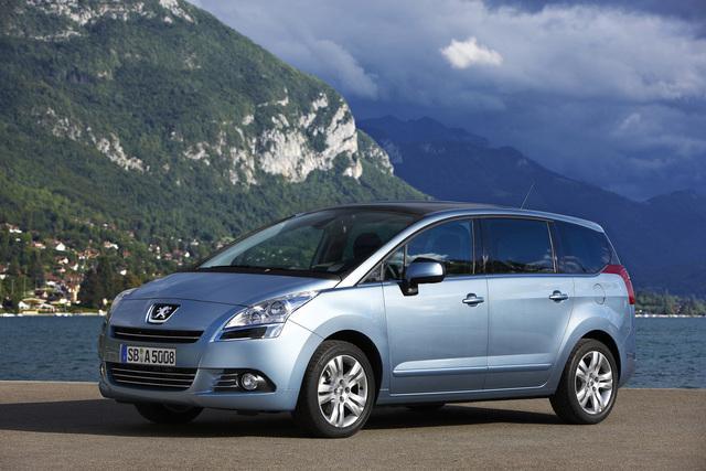 Peugeot 5008 - Preis runter, Ausstattung rauf
