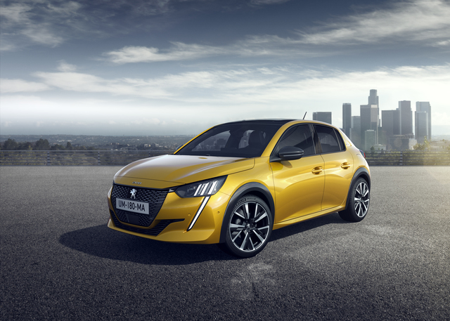 Peugeot 208 - Neuer Löwe, alter Name