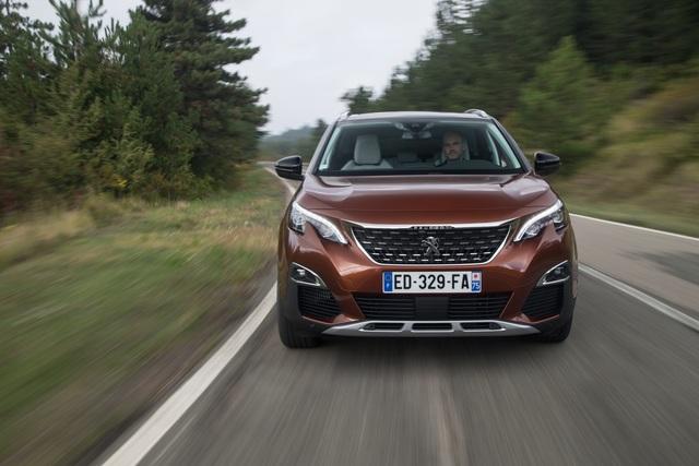 Peugeot 3008 - Die Verwandlung (Kurzfassung)