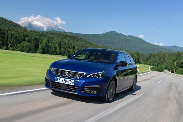 Fahrbericht: Peugeot 308 - Im Zeichen der Technik
