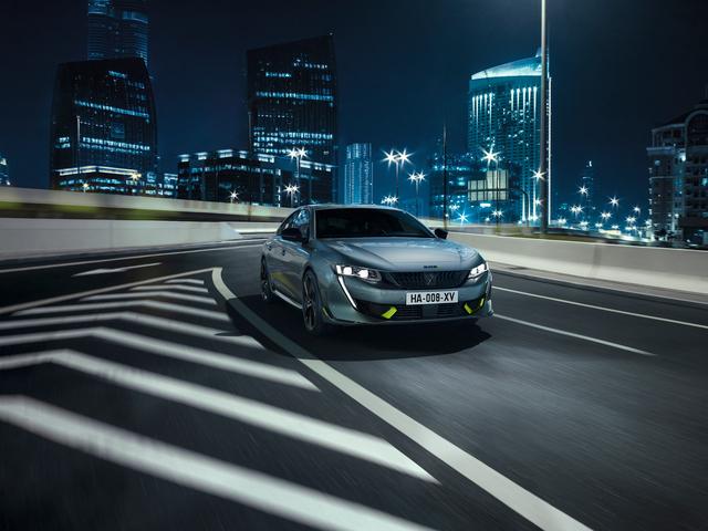 Markenausblick Peugeot  - Französische Performance