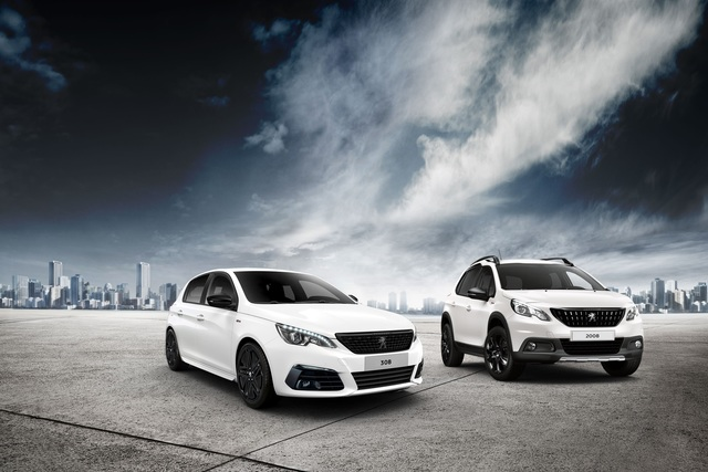"""Peugeot 2008 und 308 """"Black Edition"""" - Schwarz statt Chromglanz"""