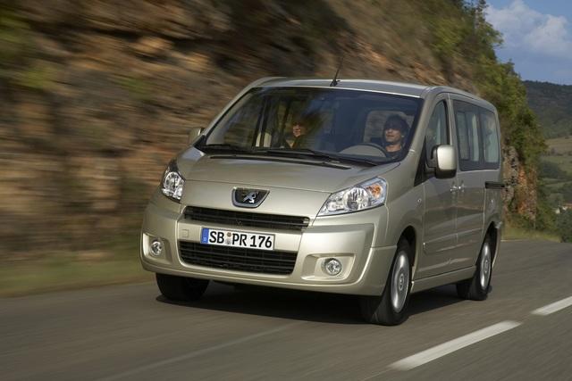 Peugeot Expert Tepee als Sondermodell - Gutes Klima mit Preisvorteil