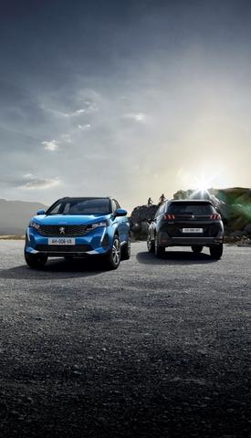 Peugeot 3008 und 5008  - Sondermodelle für den Roadtrip