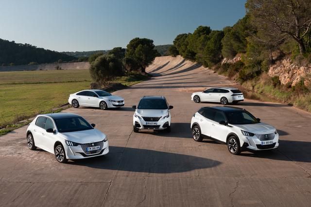 Peugeot 508 und 3008 - Neue Plug-in-Hybride